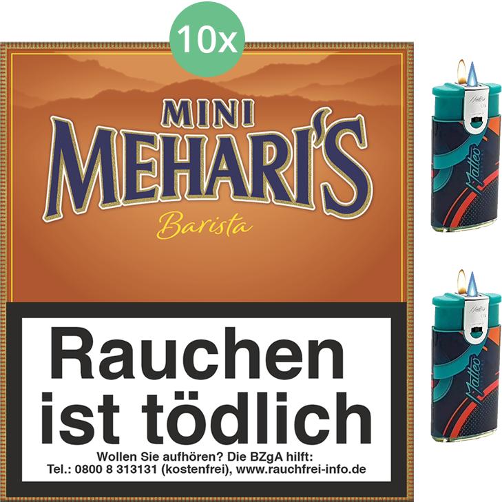 Mehari's Mini Barista 10 x 20 Stück