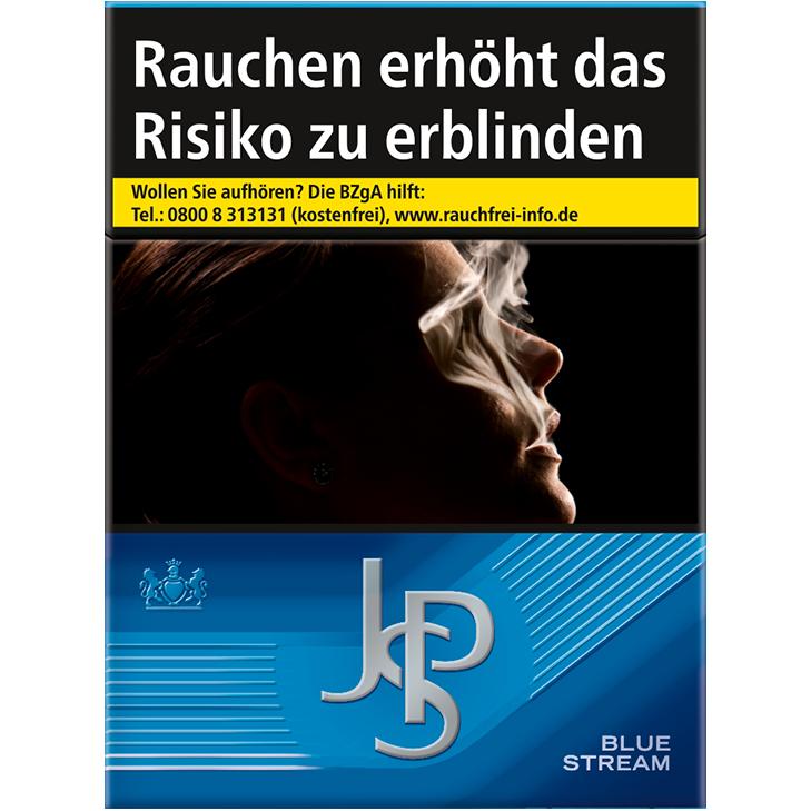 JPS Blue Steam (3 Stangen) 24 x 25 Stück