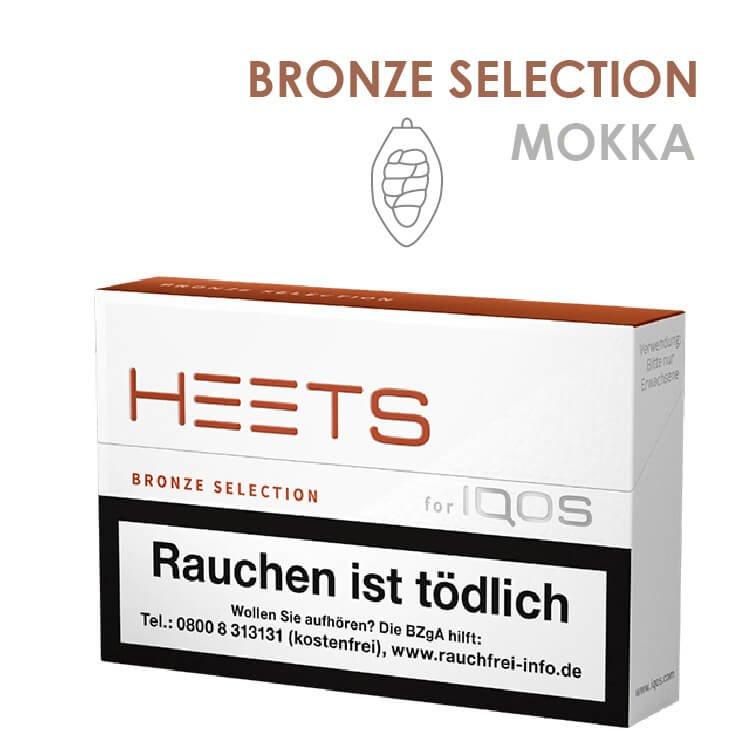 IQOS Heets Bronze Selection 10 x 20 Stück