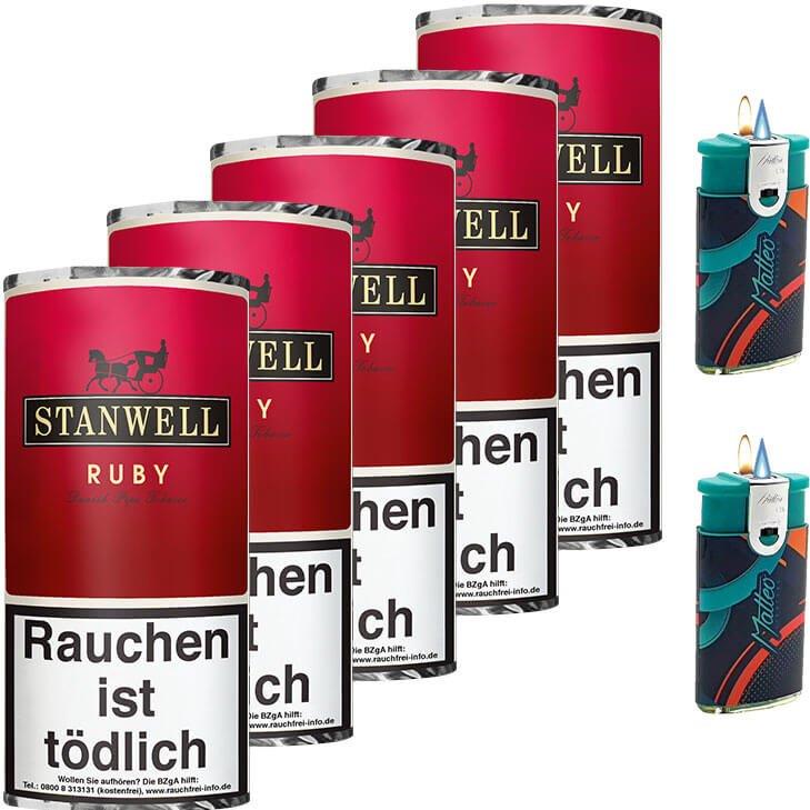 Stanwell Ruby 5 x 40g