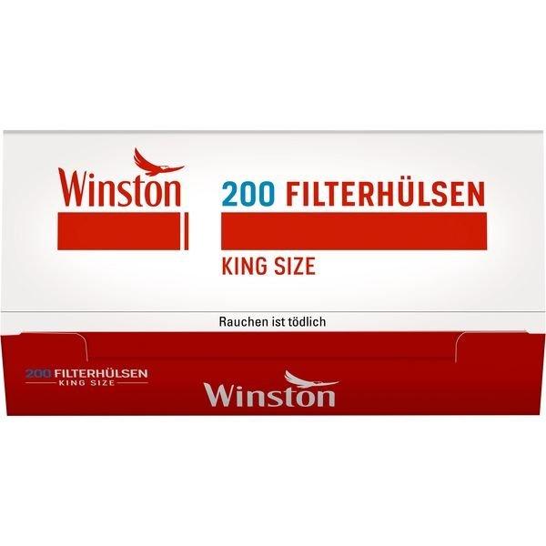Burton Original 8 x 120g Feinschnitt Tabak 1000 Filterhülsen Uvm.