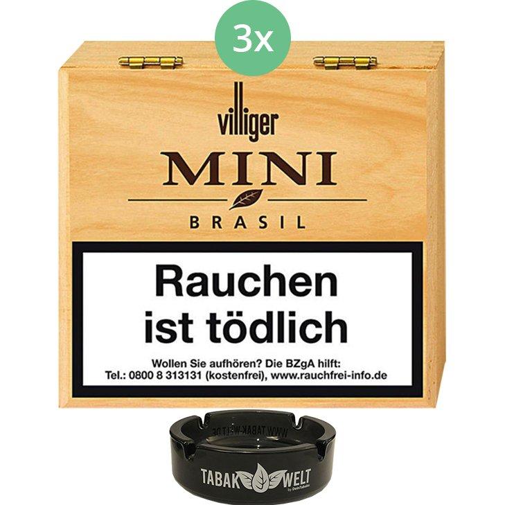 Villiger Mini Brasil Filter 3 X 50 Stück
