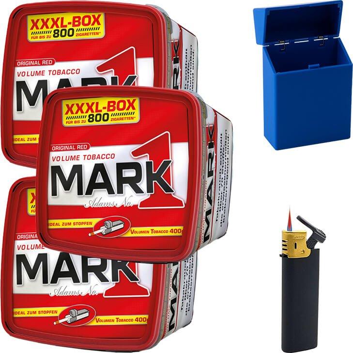 Mark 1 - 3 x 400g mit Etui