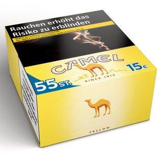 Camel Yellow 15 €
