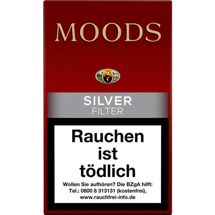 Dannemann Moods Silver