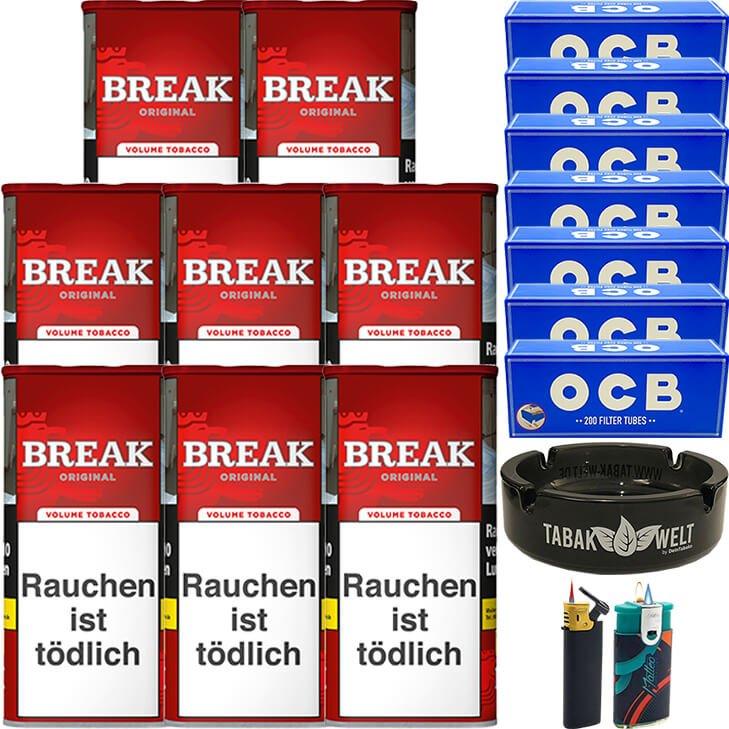 Break Original 8 x 115g mit 1400 Hülsen