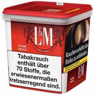 L&M Volumentabak Red Super Box 260g