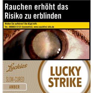 Lucky Strike Amber 15 €