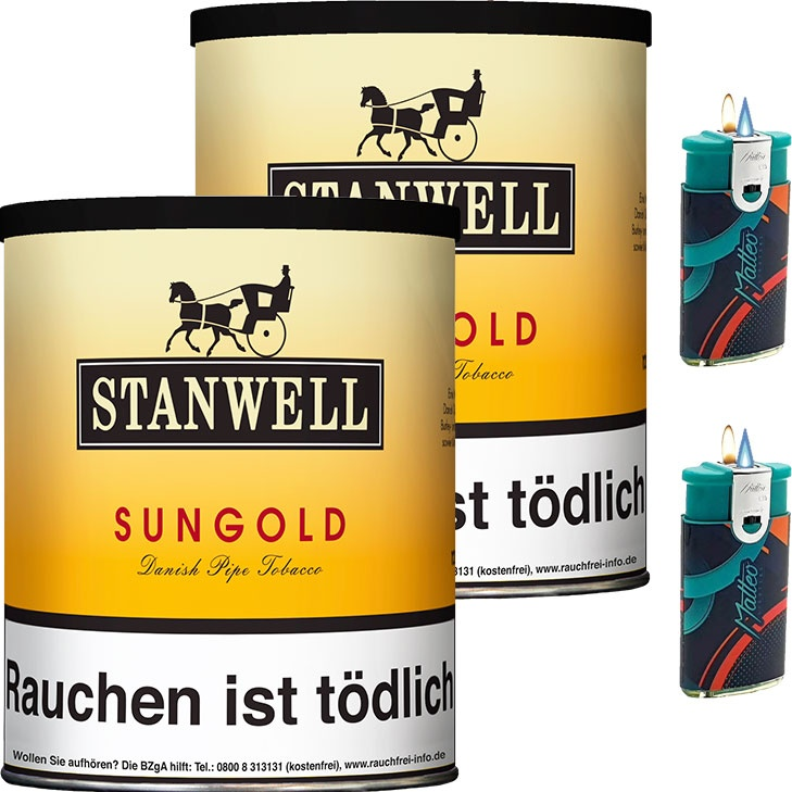 Stanwell Sungold 2 x 125g