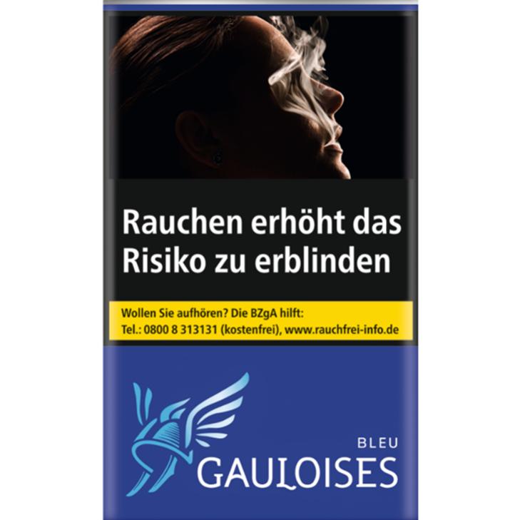 Gauloises Blondes Blau Soft 7,10 €