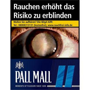 Pall Mall Blue 10 €