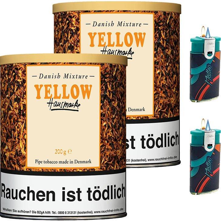 Danish Mixture Yellow 2 x 200g