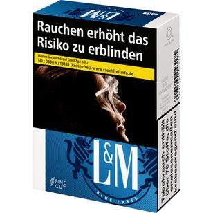 L&M Blue Label 7 €