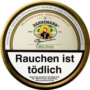 Dannemann Original 100g