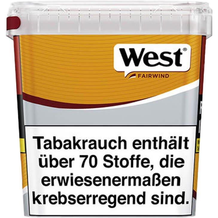 West Yellow Volume Tobacco 310g