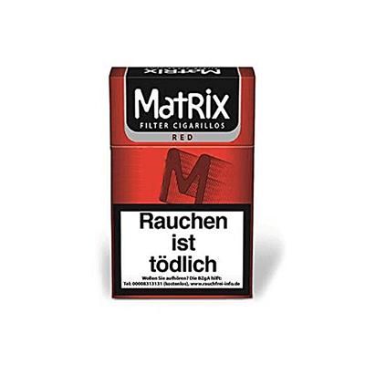Matrix Red Zigarillo 2,15 €