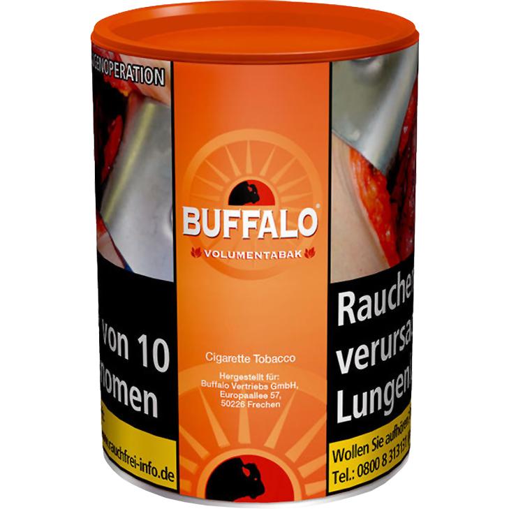 Buffalo Volumentabak Red 75g
