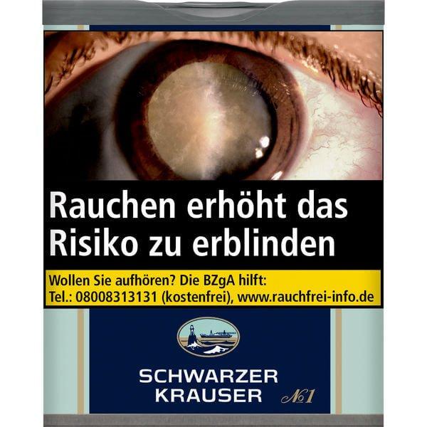 Schwarzer Krauser No. 1 - 85g