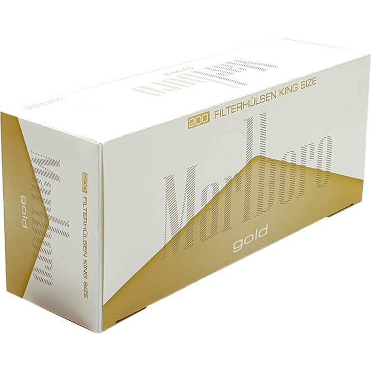 Marlboro Gold Filterhülsen 200