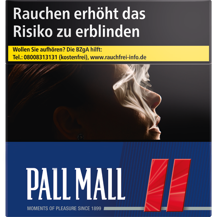 Pall Mall Red 17 €
