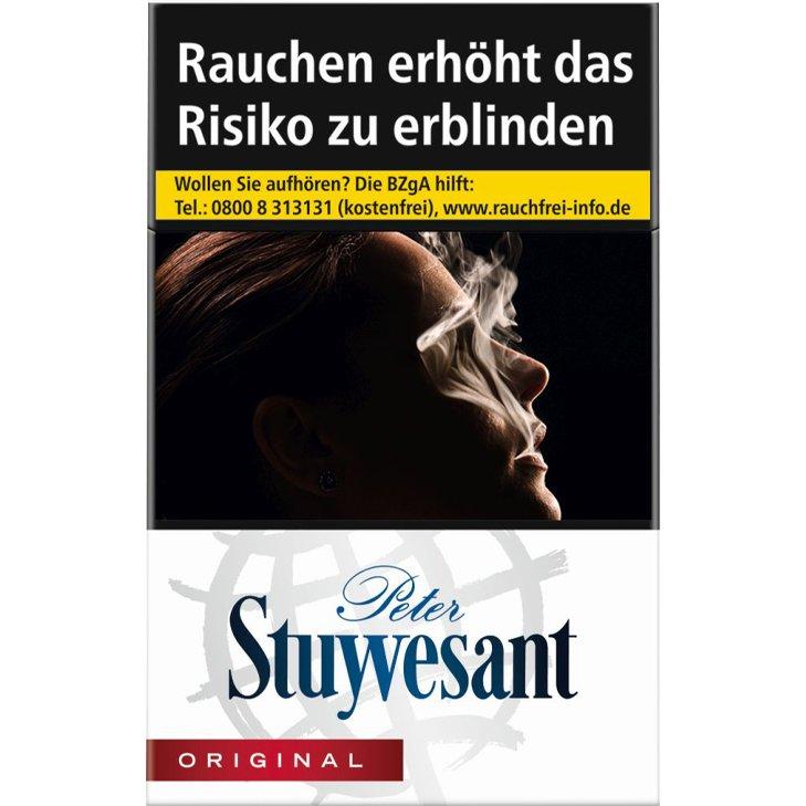 Peter Stuyvesant 7,30 €