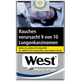 West Special Silver 6,70 €