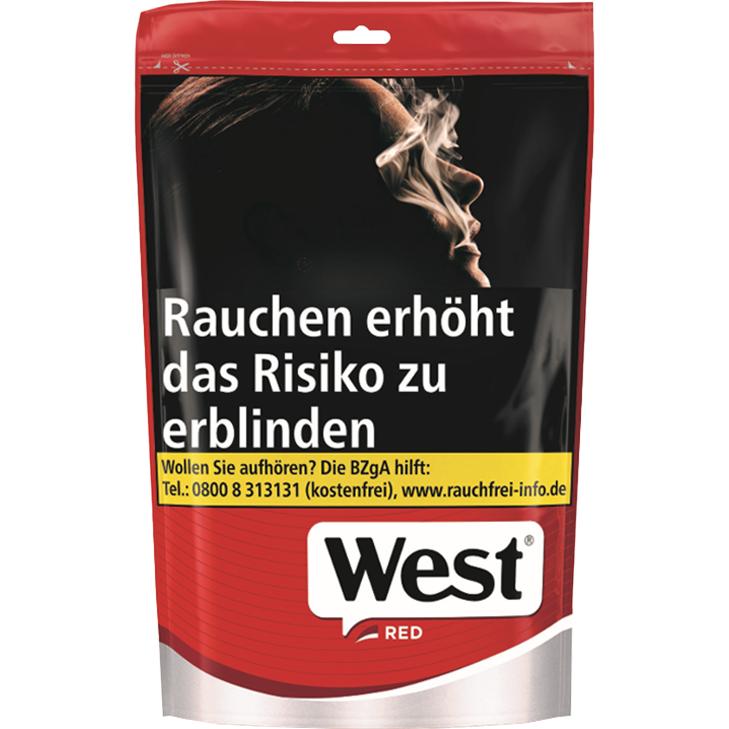 West Red Volume Tobacco 200g