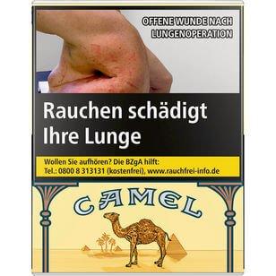 Camel ohne Filter 7,20 €