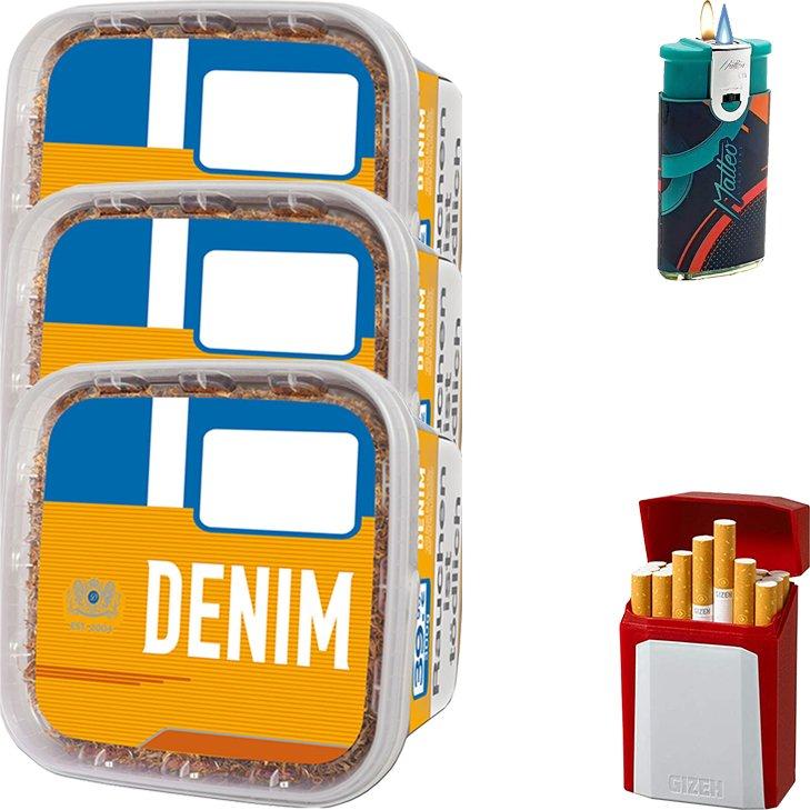 Denim Mega Box 3 x 290g