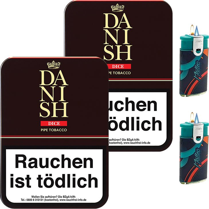 Danish Dice 2 x 100g