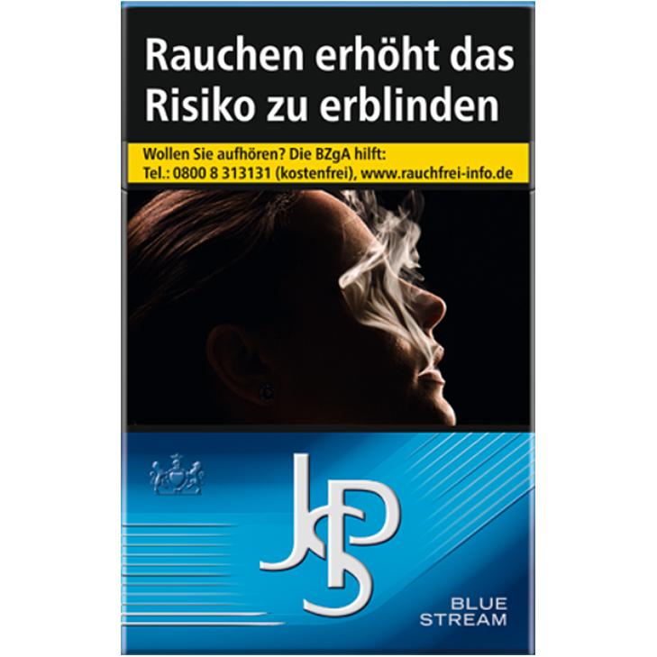 JPS Blue Steam 6,80 €