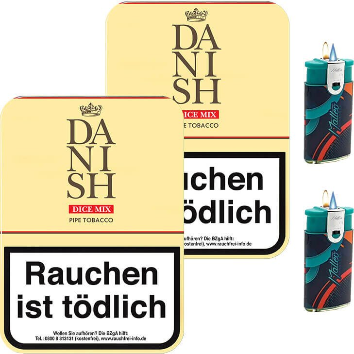 Danish Dice Mix 2 x 100g