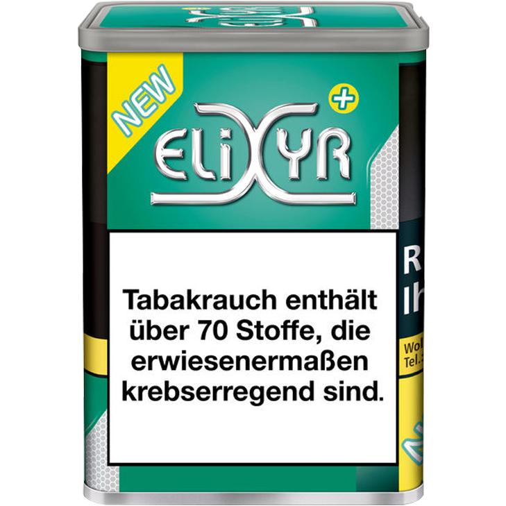 Elixyr Plus Tobacco 115g