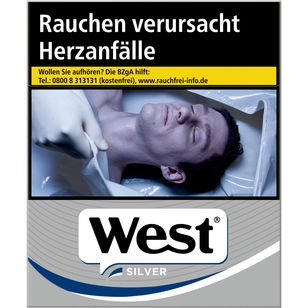 West Silver 10,00 €