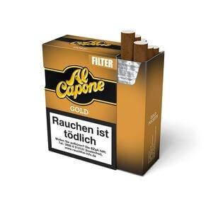 Al Capone Pockets Gold Filter