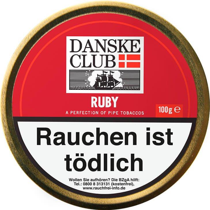 Danske Club Ruby 100g