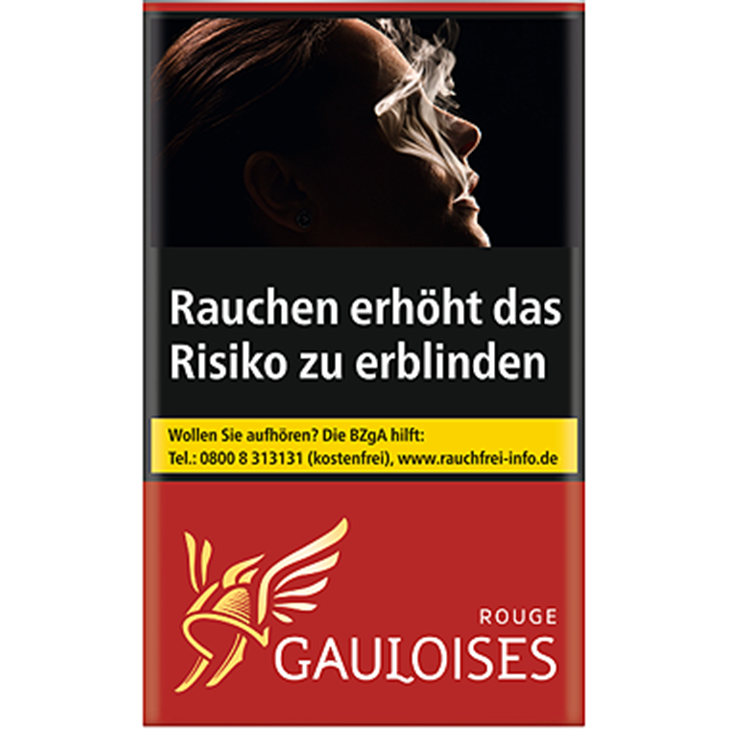 Gauloises Blondes Rot Soft 7,10 €