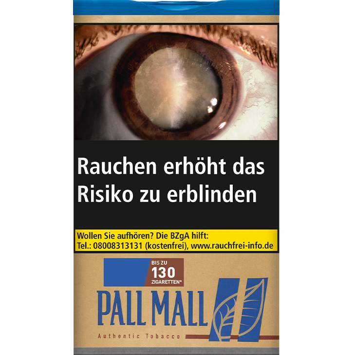 Pall Mall Authentic Blue 55g