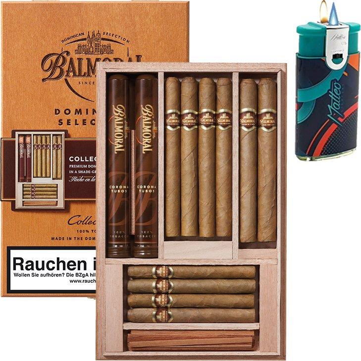 Balmoral Dominican Selection Collection Zigarren 12 Stück