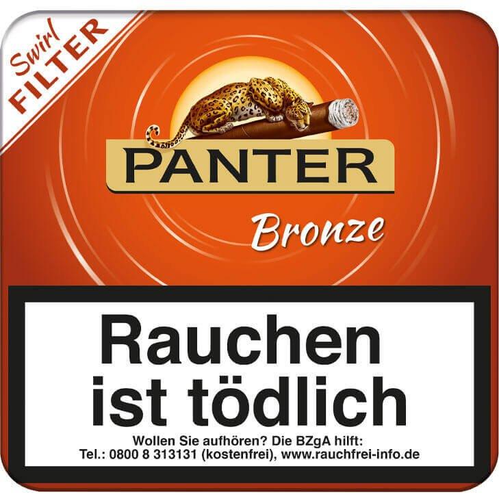 Panter Bronze Swirl Filter