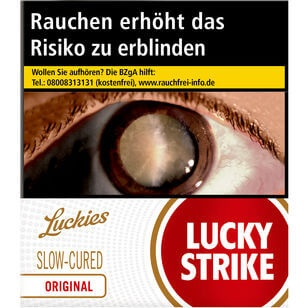 Lucky Strike Red 10 €