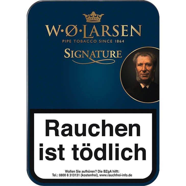 W. O. Larsen Signature 100g