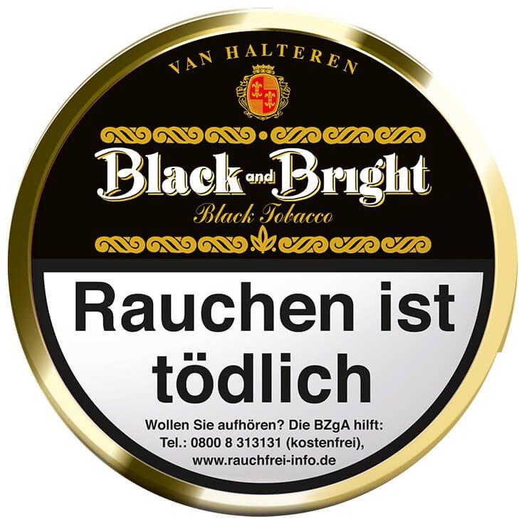 Van Halteren Black and Bright 100g