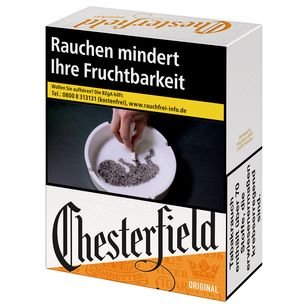 Chesterfield Original 10 €