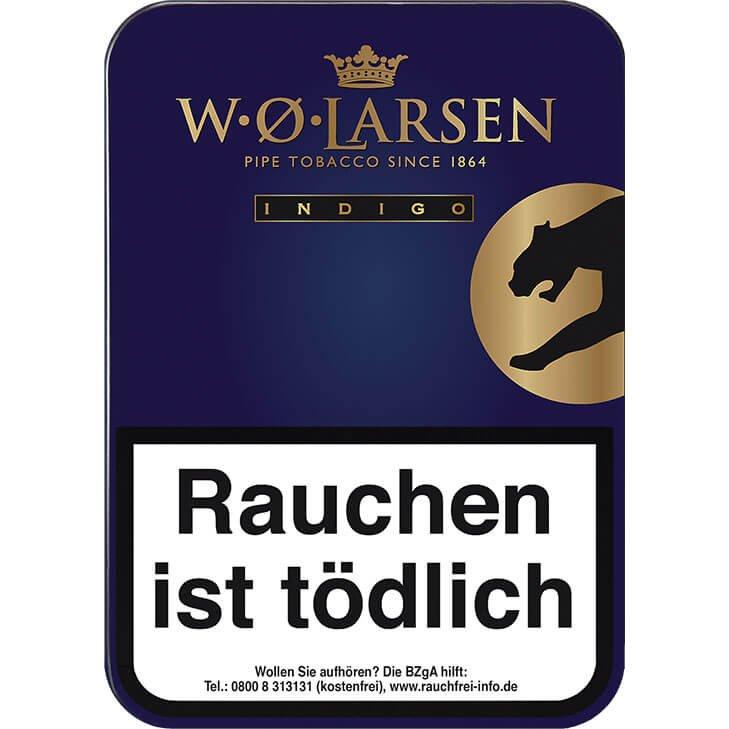 W.O. Larsen Indigo 2 x 100g