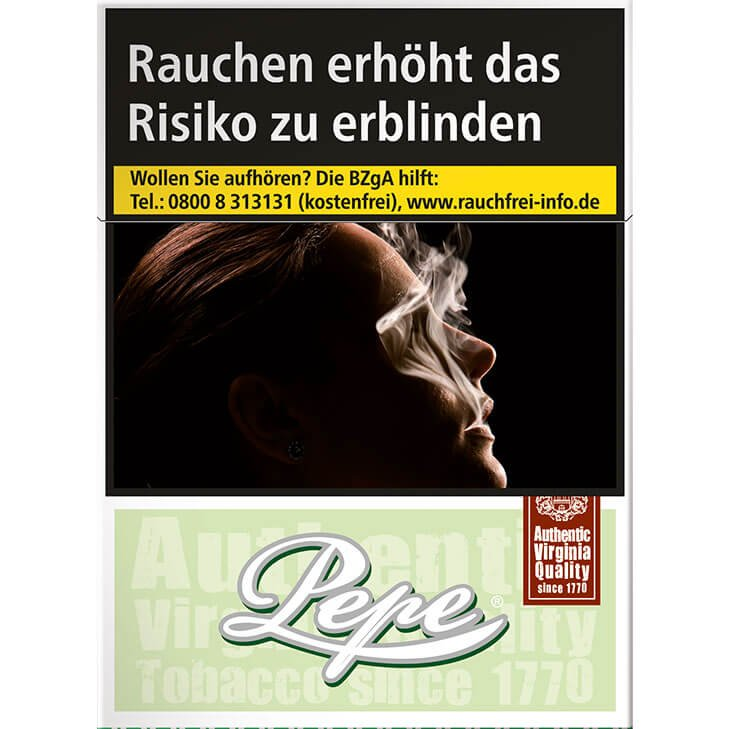Pepe Bright Green 9 €