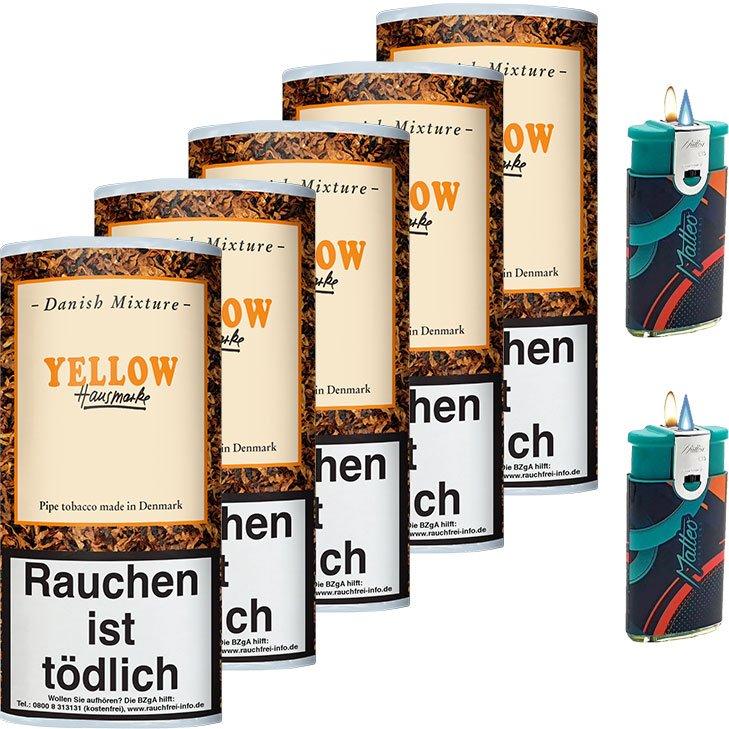 Danish Mixture Yellow 5 x 50g
