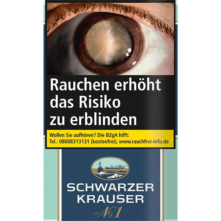 Schwarzer Krauser No. 1 30g