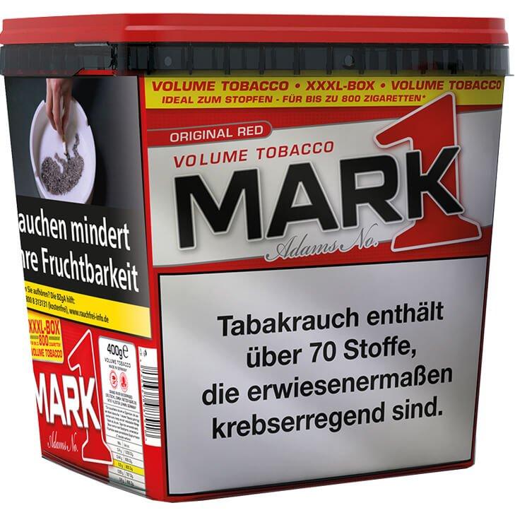 Mark 1 Volumentabak XXXL Box 400g