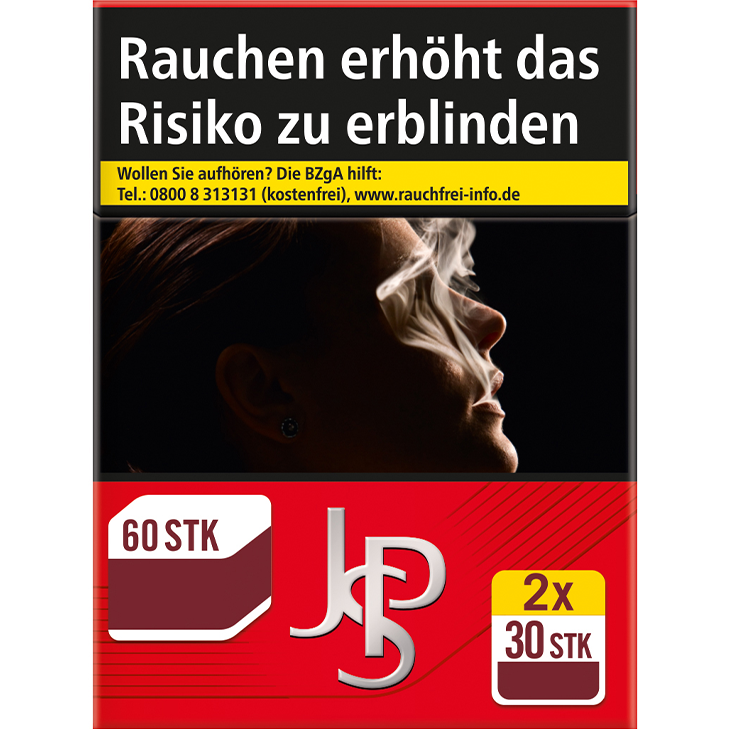 JPS Red Duo Pack 2 x 8,45 €